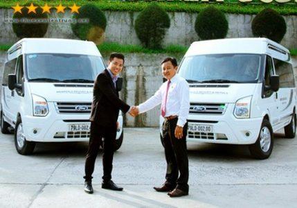 Thue xe Nha Trang-chay du an